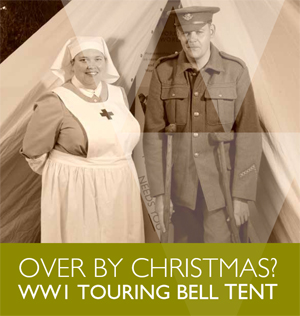 WW1 Touring Bell Tent